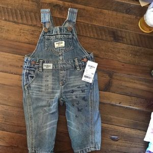 NWT butterfly overalls 🦋